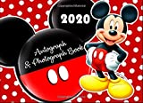 2020 Disney Autograph Book: Disney World Orlando and Orlando Theme Parks. The Perfect Kids Autograph Book for Character Signatures for Girls and Boys (vol 05)