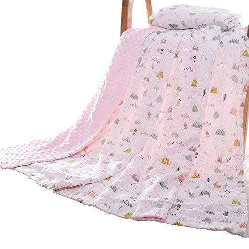 JALPC Four Seasons Gauze Cotton Baby Blanket