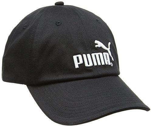 Puma Unisex Kappe Essential, black-no1 logo, OSFA, 832400 51