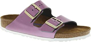 Birkenstock Women's Arizona SFB Fashion Leather