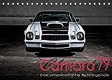 Chevrolet Camaro ´79 (Tischkalender 2022 DIN A5 quer): Chevrolet Camaro ´79 (Monatskalender, 14 Seiten )