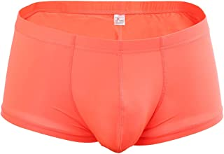 IPOTCH Men's Solid Mesh Underwear Briefs Shorts Breathable Underpants