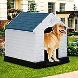 Dog House, Extra Large Dog House for Small Medium Large Dogs,...