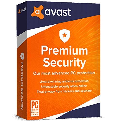 Avast Premium Security 3 años 10 dispositivos