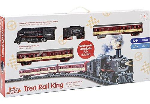 Tren Rail King