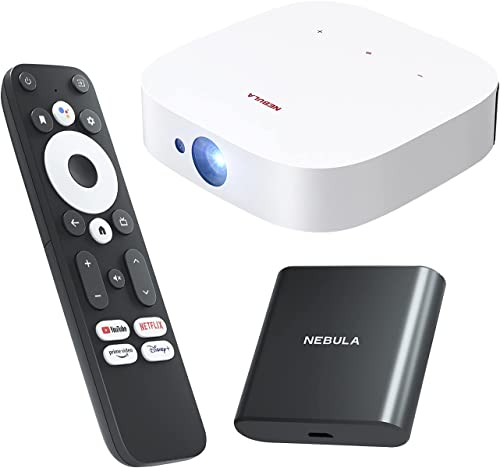 lowest Anker sale Nebula Portable 1080p Projector with NEBULA wholesale 4K Streaming Dongle online sale