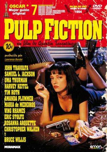 Pulp Fiction [DVD]...