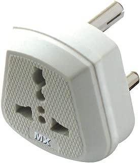 Maxcart 3 PIN Universal Conversion Plug Converts 15 to 5 A