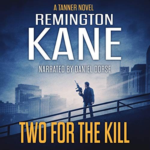 Two for the Kill audiobook cover art
