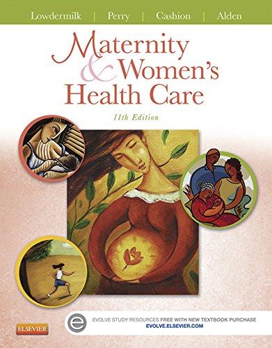 51Dsuj f0sL - Maternity and Women's Health Care - E-Book (Maternity & Women's Health Care)