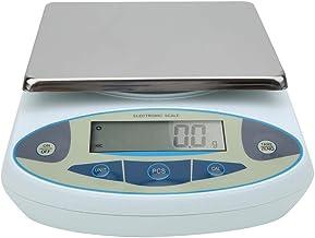 Balance électronique de précision 10kg 0.1g Balance analytique de laboratoire Balance précise numérique 100-240V Balance d...