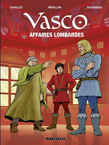 Vasco - tome 29 - Affaires lombardes (French Edition)