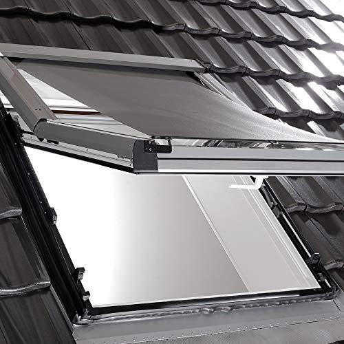Roto Original Außenrollo Screen ZAR, Rollo für Fenstertyp R84/R85/R86/R88/R89, Fenstergröße 7/11, WDF KAW HAN KEW