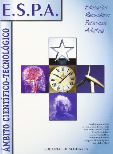 Ámbito Científico Tecnológico. Educación Secundaria Adultos. - 9788470634390
