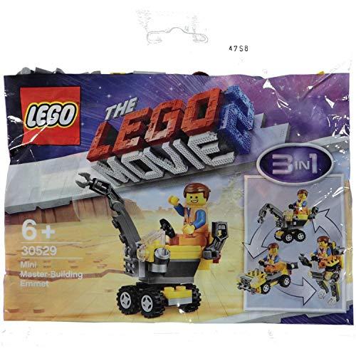 Lego Mini Master-Building Emmet