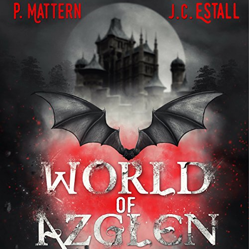 World of Azglen audiobook cover art