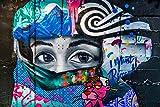 Art-Galerie Digitaldruck/Poster Hady Khandani - Graffiti in