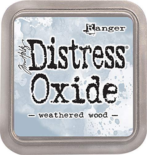 Ranger Tim Holtz Reink para Tinta Distress Oxide Brushed Corduroy, marrón, 7,6 x 7,6 cm
