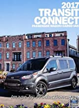 2017 Ford Transit Connect 32-page Car Sales Brochure Catalog - Cargo Van