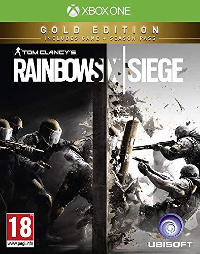 Tom Clancy's Rainbow Six Siege - édition gold