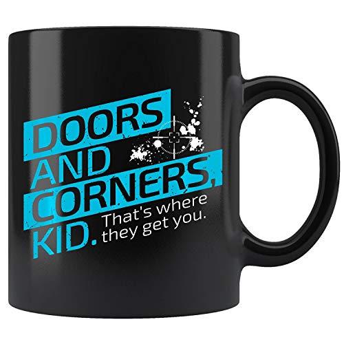 The Expanse Doors and Corners Coffee Mug 11oz Tea Cup