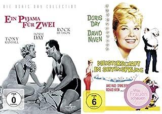 Doris Day Duo-Set - Ein Pyjama für zwei + Meisterschaft im Seitensprung (2-DVD)