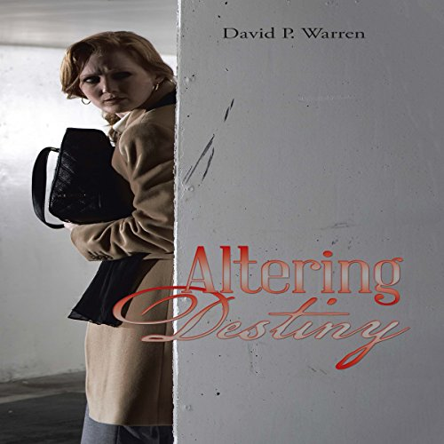 Altering Destiny audiobook cover art