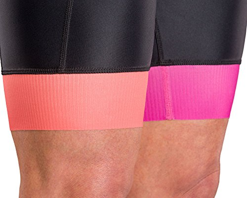 SLS3 Triathlon Einteiler Damen   FRT Trisuit   2 Taschen   Womens Trisuit   Triathlon-Anzug für Damen   Frauen Tri Suit - 6