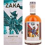 Zaka Zaka 7 Years Old Mauritius Rum 42% Vol. 0,7L In Giftbox - 700 ml