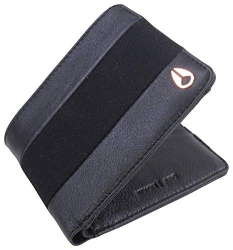 NIXON Arc Bi-Fold Wallet Black / black Fall Winter 16-17 - One Size