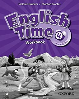 English Time 2/E Level 4 Work Book