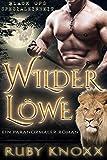 Wilder Löwe: Ein paranormaler Liebesroman (Black Ops Spezialeinheit 1)