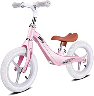 """12"""" No-Pedal Balance Bike for Kids Ages 2-5 Years 