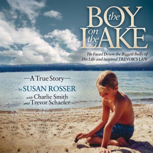 The Boy on the Lake audiobook cover art