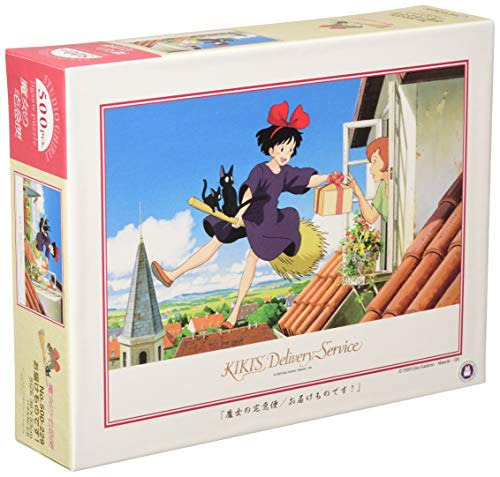 500 pieces Kiki Delivery Service puzzle (japan import)