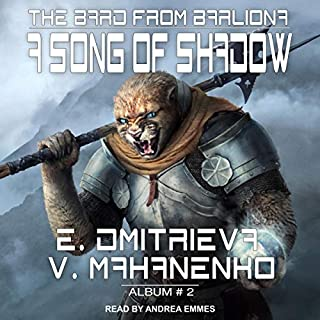 A Song of Shadow cover art