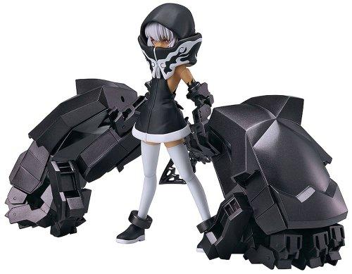 Good Smile Figma TV Animation Version Black Rock Shooter Force PVC Figure