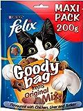Felix Goody Sac Maxi Lot Original Mix, 200g–Lot de 5