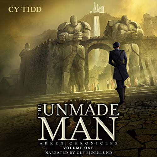 The Unmade Man cover art