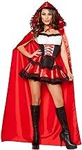 LNC-QQNY Lenceria Sexy Juego de rol Espiritual Traje Fantasma de Halloween Disfraz de Diosa Griega Fantasma Novia Adulto Vampiro Juego de rol