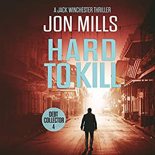 Debt Collector: Hard to Kill audiobook cover art