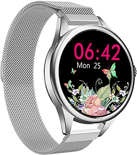 DW.HQ Reloj Inteligente Para Mujer, Reloj Inteligente De...