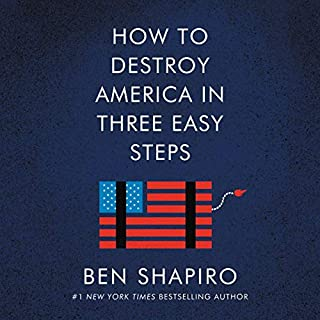 How to Destroy America in Three Easy Steps cover art