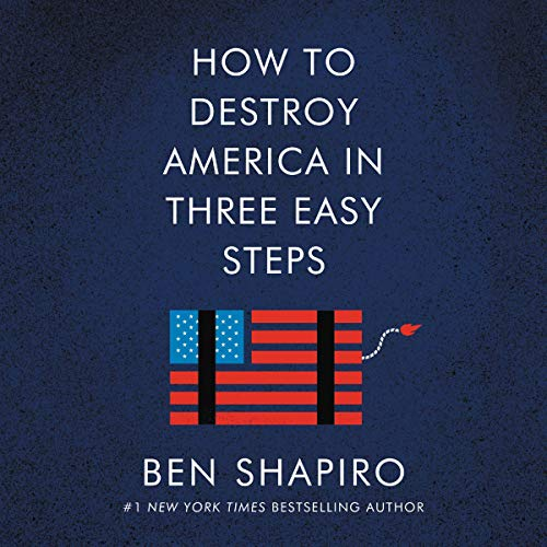 Page de couverture de How to Destroy America in Three Easy Steps