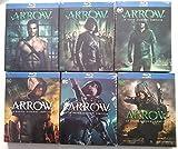 Arrow - Stagioni 1-6 (24 Blu-Ray Disc) - ITALIANI ORIGINALI SIGILLATI -