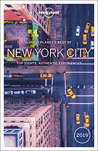 Lonely Planet Best of New York City 2019 [Lingua Inglese]