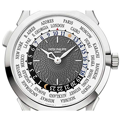 Patek Philippe Complications 18K White Gold Automatic Mens Watch 5230G-014