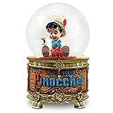 Disney Pinocho y Jiminy Cricket Bola de nieve