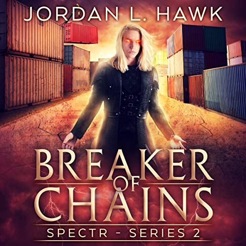Breaker of Chains audiobook cover art