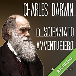 Charles Darwin copertina